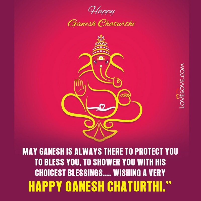 Lines For Ganesh Chaturthi, Lord Ganesha Sayings, Ganesh Chaturthi, Happy Ganesh Chaturthi,