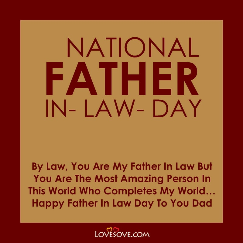 Father-in-law Quotes, Rest In Peace Father In Law Quotes, Father In Law Quotes For Fathers Day, Fathers Day For Father In Law Quotes, Thank You Father In Law Quotes, Father And Father In Law Quotes