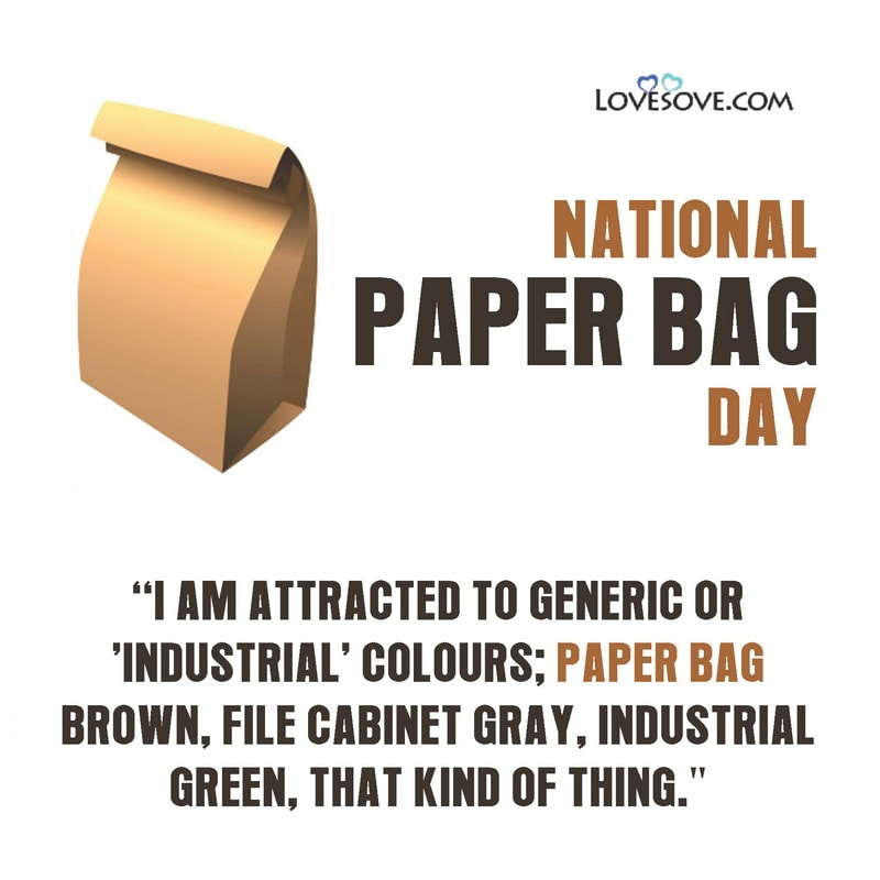 National Paper Bag Day Status 2020, National Paper Bag Day Wishes Photo Images, Paper Bag Day Status Photo Images, National Paper Bag Day Special Photo Pic Images, National Paper Bag Day Status Photo Pic, National Paper Bag Day Facebook Status Photo, Paper Bag Day 2020 Best Wishes Status, National Paper Bag Day Whatsapp Status Pic Images