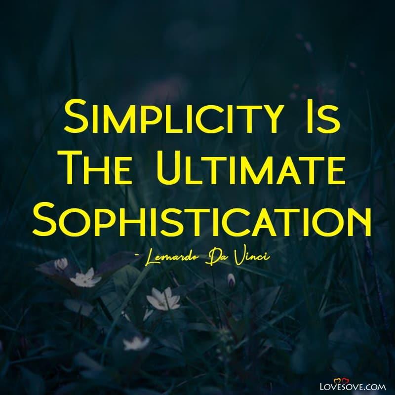 National Simplicity Day Whatsapp Status Pic Images, National Simplicity Day Fb Whatsapp Status, National Simplicity Day Best Wishes Status, National Simplicity Day Photo Pic Images
