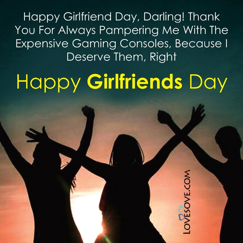 Happy Girlfriend Day, Happy Girlfriend Day Images, Happy Girlfriend Day Quotes, Happy National Girlfriend Day To My Best Friend, Happy Teddy Day For Girlfriend,