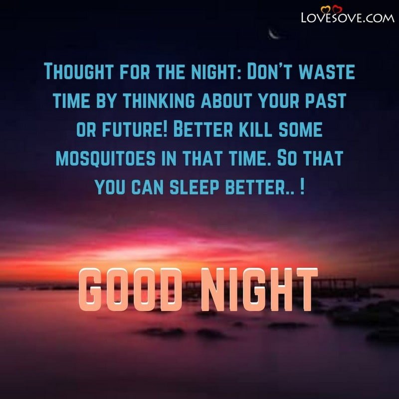 Thought for the night, , good night wishes lovesove