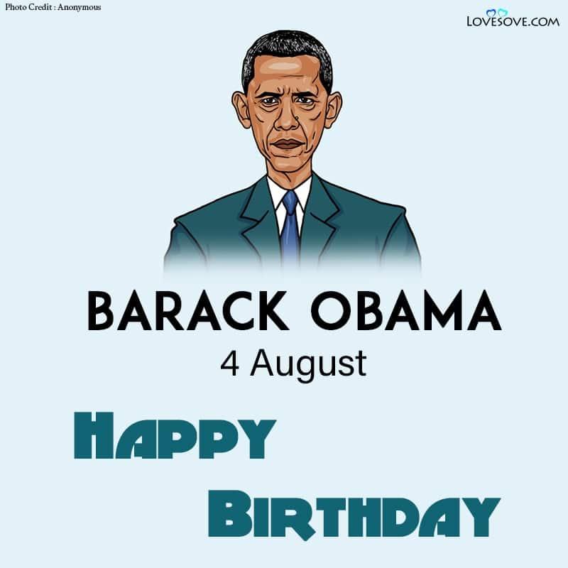 Barack Obama Birthday 2020, Barack Obama Birthday Wishes, Barack Obama Michelle Obama Birthday, Barack Obama Birthday Message,