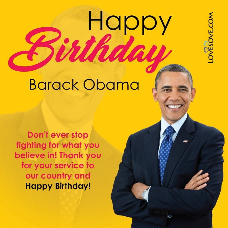 Barack Obama Birthday, Barack Obama Happy Birthday, Barack Obama Birthday Card, Barack Obama Birthday 2020, Barack Obama Birthday Wishes, Barack Obama Michelle Obama Birthday, Barack Obama Birthday Message,