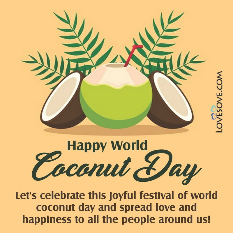 World Coconut Day, Importance Of World Coconut Day, World Coconut Day 2020 Theme, Theme Of World Coconut Day,