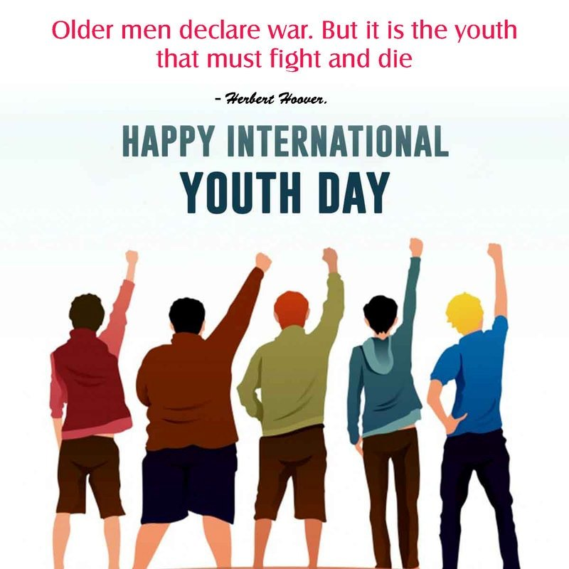 International Youth Day, International Day Of Youth, International Day For Youth, International Youth Day 2020, International Youth Day 2020 Theme, International Youth Day Facts,