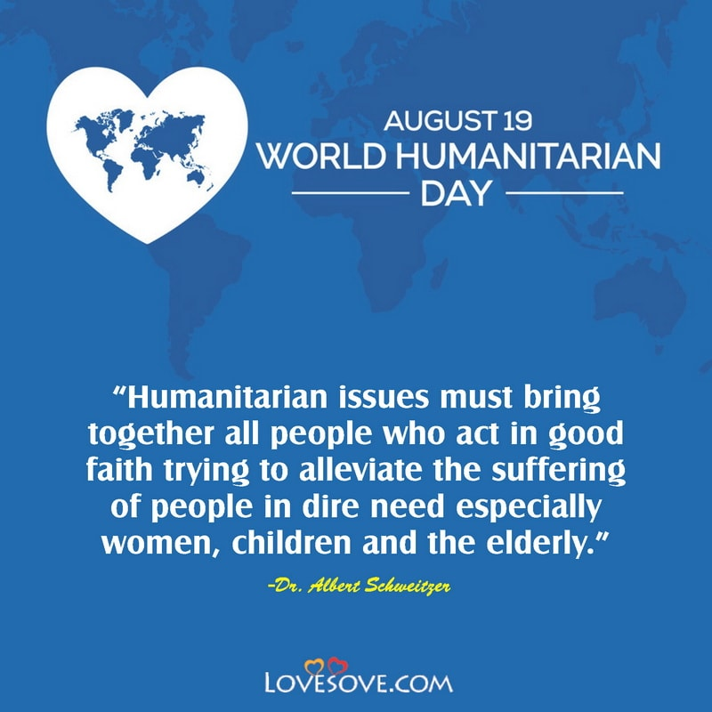 World Humanitarian Day, World Humanitarian Day 2020, World Humanitarian Day 2020 Theme, World Humanitarian Day Facts, World Humanitarian Day Wishes, World Humanitarian Day Message,