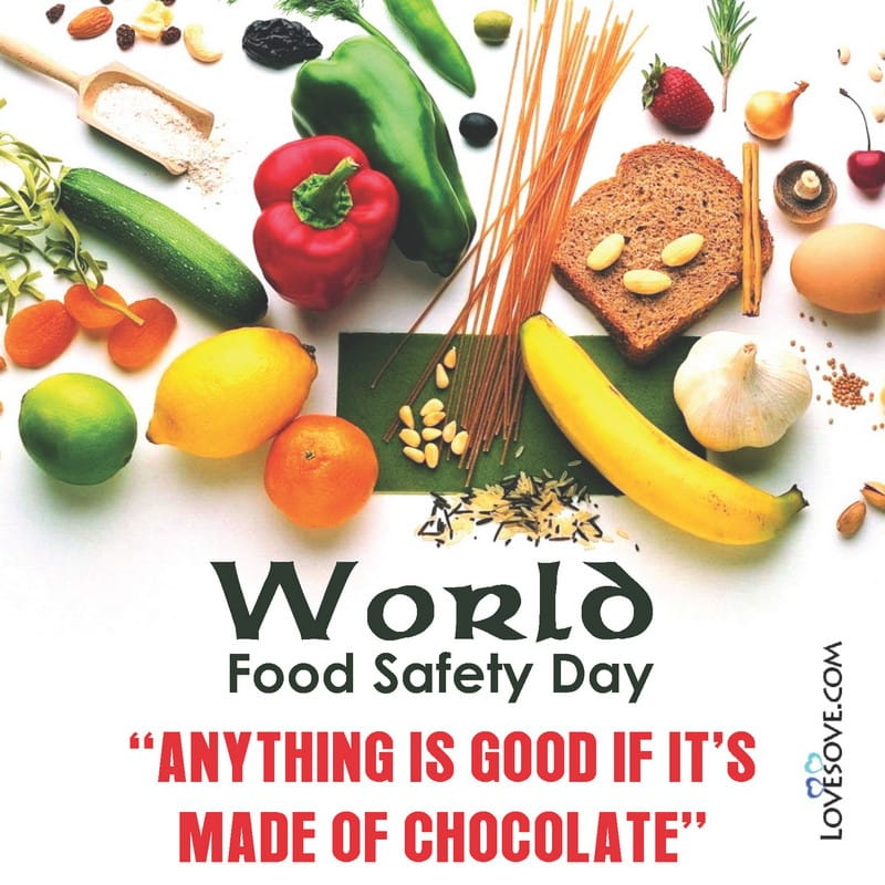 World Food Safety Day Quotes, World Food Safety Day Quotes In Hindi, World Food Safety Day Quotes In English, Quotes On World Food Safety Day, World Food Safety Day,