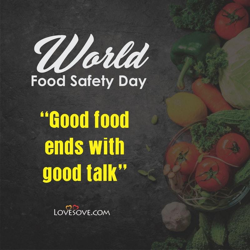 World Food Safety Day Slogan In Hindi, World Food Safety Day Wallpaper, World Food Safety Day Pics, World Food Safety Day Hd Images, World Food Safety Day Facebook,