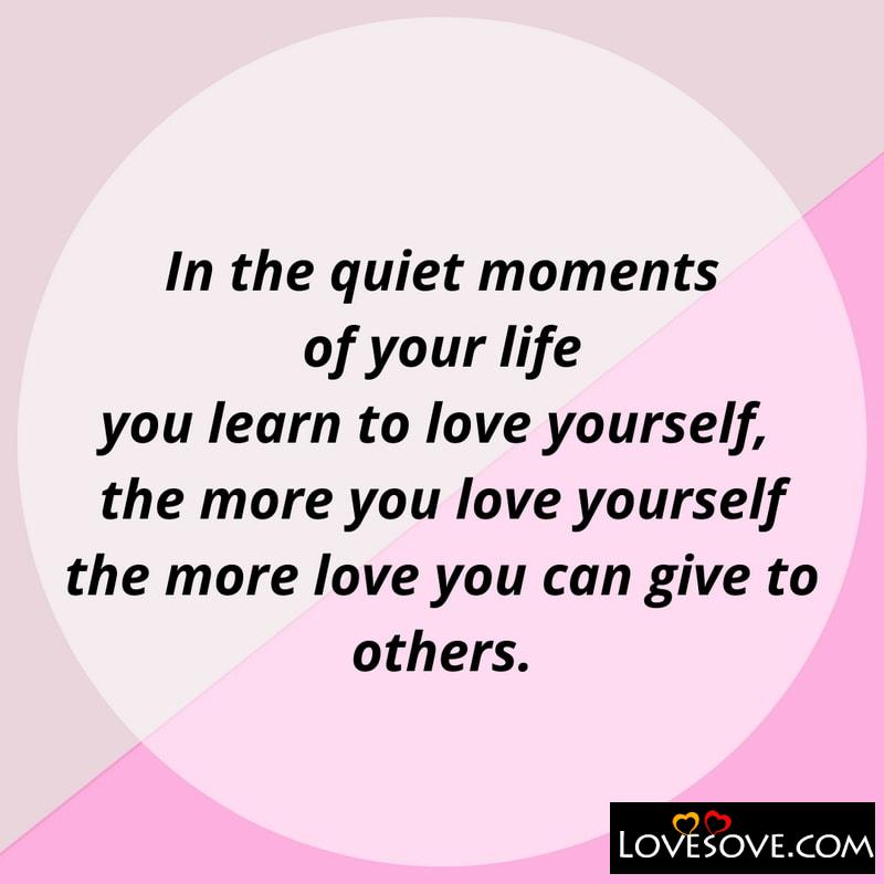 Don't Love Yourself Quotes, Love Yourself Mirror Quotes,