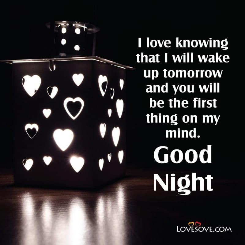 Gud night quotes romantic Best 45