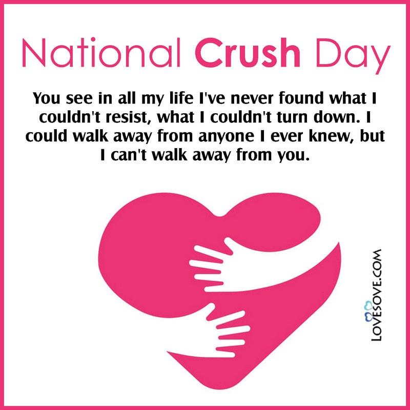 National Crush Day, National Crush Day Love, National Crush Day 2020, Happy National Crush Day, National Crush Day Pic,