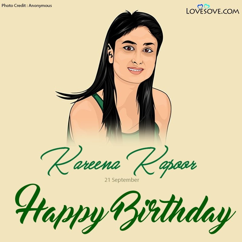 Kareena Kapoor Birthday Wishes, Birthday Wishes For Kareena Kapoor, Kareena Kapoor Wishing Happy Birthday, Happy Birthday Kareena Kapoor, Kareena Kapoor Wishing Happy Birthday, Happy Birthday Kareena Kapoor Khan,