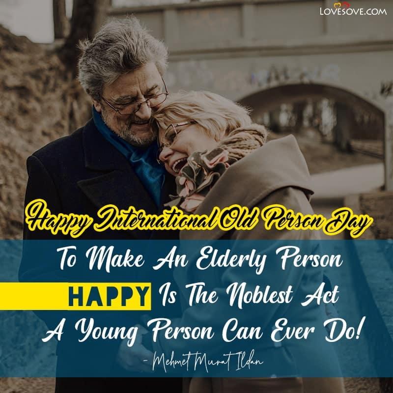 International Older Persons Day, International Day For Older Persons, International Day Of Older Persons, International Day Of Older Persons 1 October, International Day Of Older Persons Wishes,