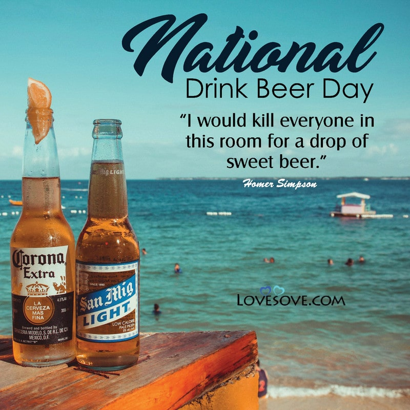 National Drink Beer Day, National Drink A Beer Day, September 28 National Drink Beer Day, National Drink A Beer Day Images,