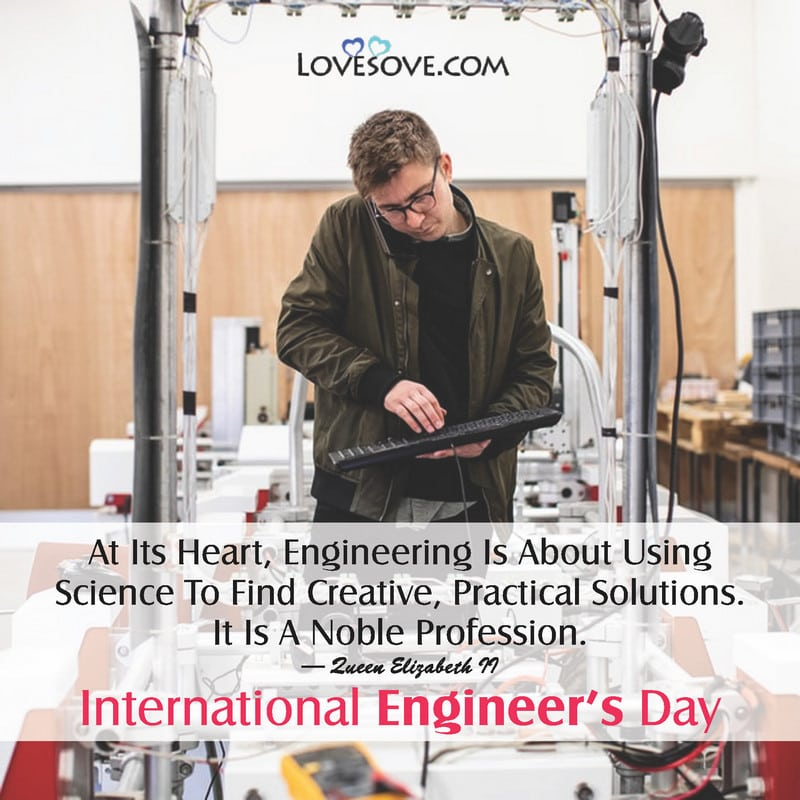 National Engineer's Day, National Thermal Engineer Day Quotes, National Engineering Engineers Day, 15 September National Engineers Day, National Engineer's Day Quotes, National Engineer's Day Thought,