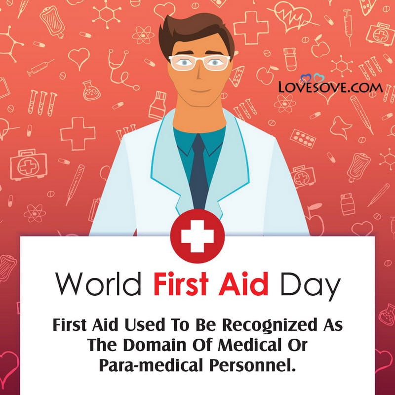 World First Aid Day, World First Aid Day Quotes, World First Aid Day Thought, World First Aids Day, First World Aids Day,