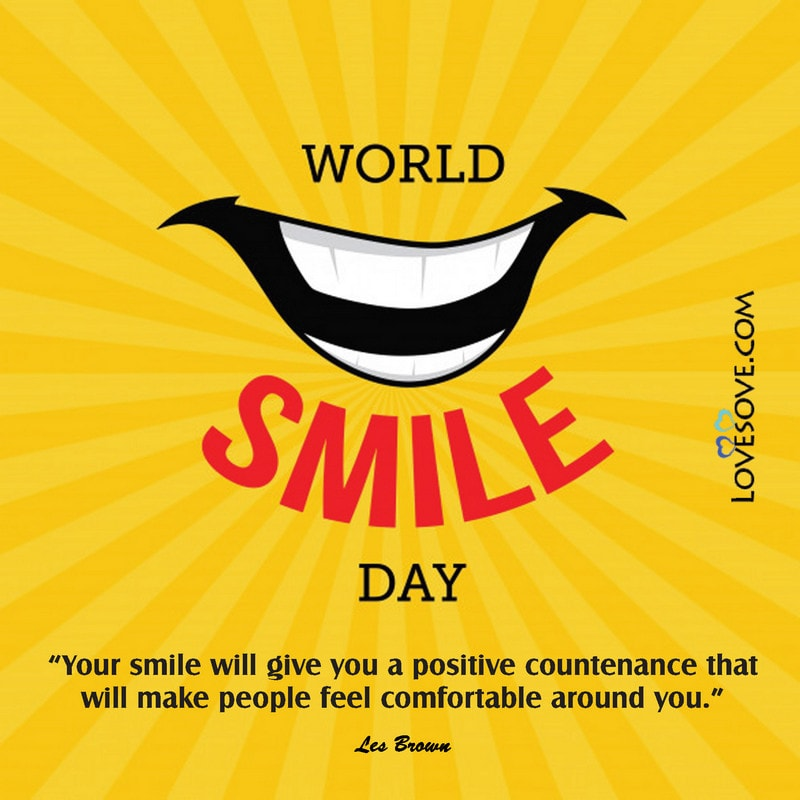 World Smile Day, Happy World Smile Day, World Smile Day Images, Happy World Smile Day Images, World Smile Day Greetings,