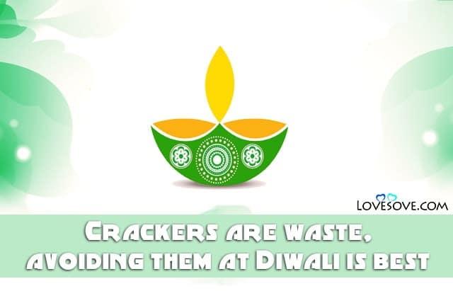 Happy Eco Friendly Diwali Quotes, Eco Friendly Diwali Quotes In English, Go Green Diwali, Go Green This Diwali,
