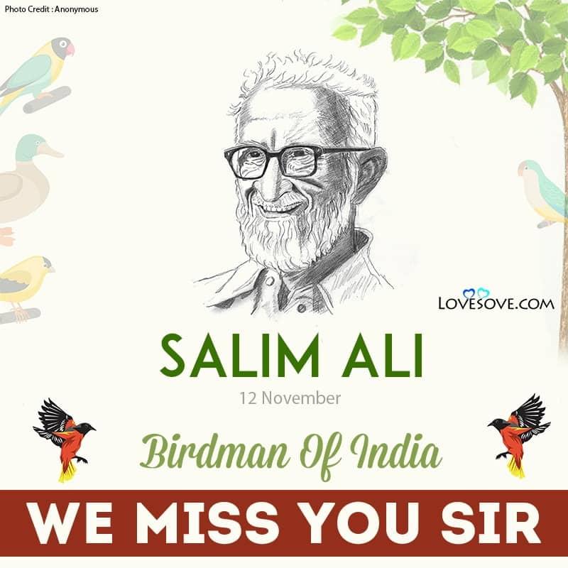 Salim Ali, Salim Ali Photo, Salim Ali Images, Salim Ali Pakshi Abhyaran, Salim Ali Book Of Indian Birds,