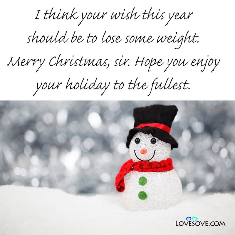 Christmas Wishes For Boss, Merry Christmas Wishes For Boss,