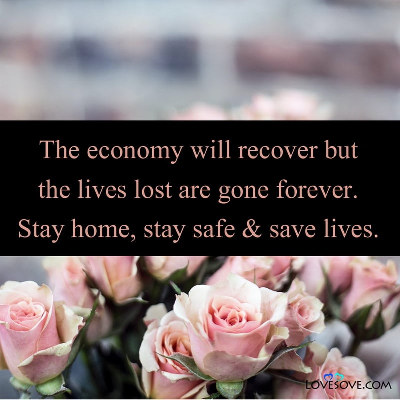 Stay Home Stay Safe Images, Stay Home Stay Safe Quotes,
