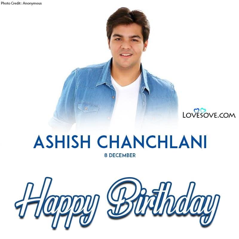 Happy Birthday Ashish Chanchlani, Ashish Chanchlani Happy Birthday, Birthday Wishes For Ashish Chanchlani, Ashish Chanchlani Birthday Wishes,