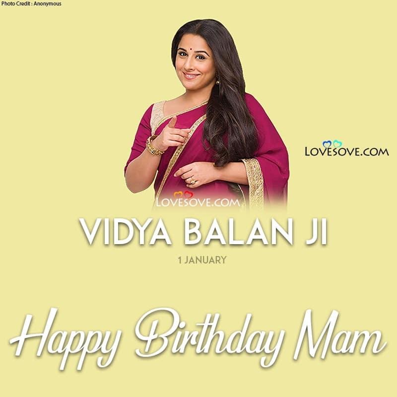 Vidya Balan Quotes, Vidya Balan Images With Quotes, Vidya Balan Saree Quotes, Vidya Balan Quotes In Hindi,