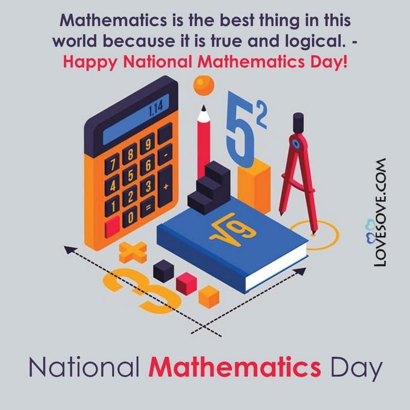 National Mathematics Day, Happy National Mathematics Day, Happy National Mathematics Day Images, National Mathematics Day Wishes, National Mathematics Day Photos,