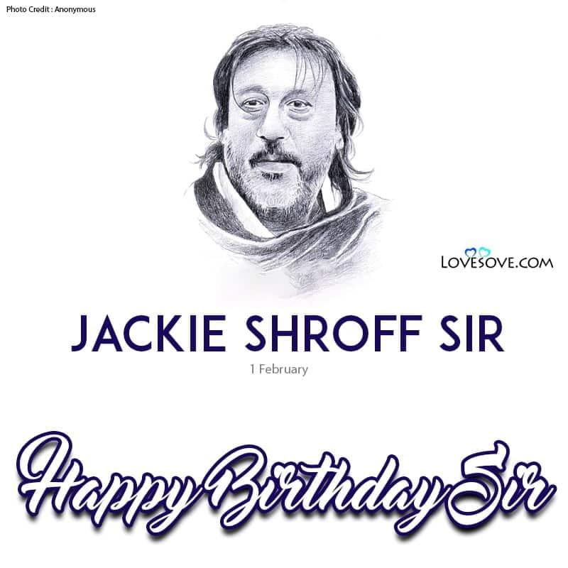 Happy Birthday jackie Shroff, Jackie Shroff Birthday Wishes, Birthday Wishes For jackie Shroff, Jackie Shroff Happy Birthday,