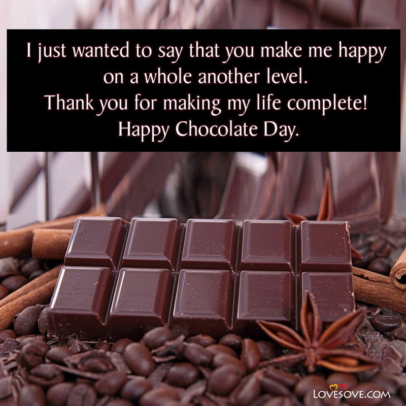 Happy Chocolate Day Wishes Quotes In Hindi, Happy Chocolate Day Quotes For Wife, Happy Chocolate Day Quotes Hindi, Happy Chocolate Day Funny Quotes,