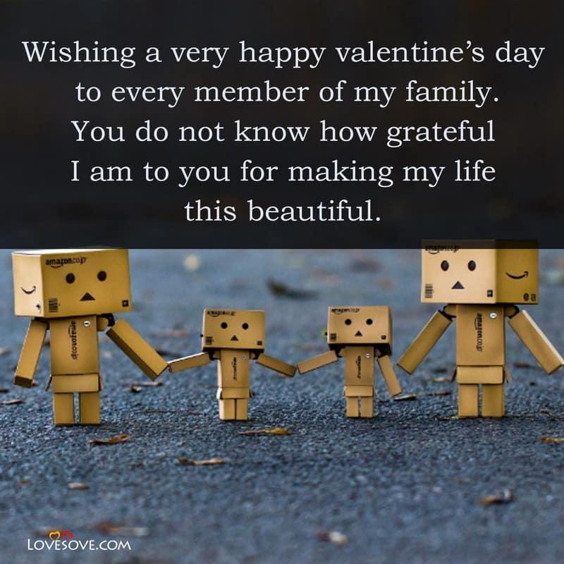 Valentine Day Wishes For Family, Valentine Day Quotes For Family, Valentine Day Quotes For Family And Friends, Valentine's Day Wishes For Family, Valentine Day Message For Family,