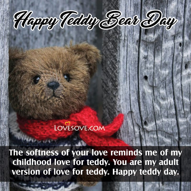 Valentine Teddy Day Quotes, Quotes On Teddy Day For Girlfriend, Happy Teddy Day 2021 Quotes In Hindi, Teddy Bear Day Quotes For Girlfriend,