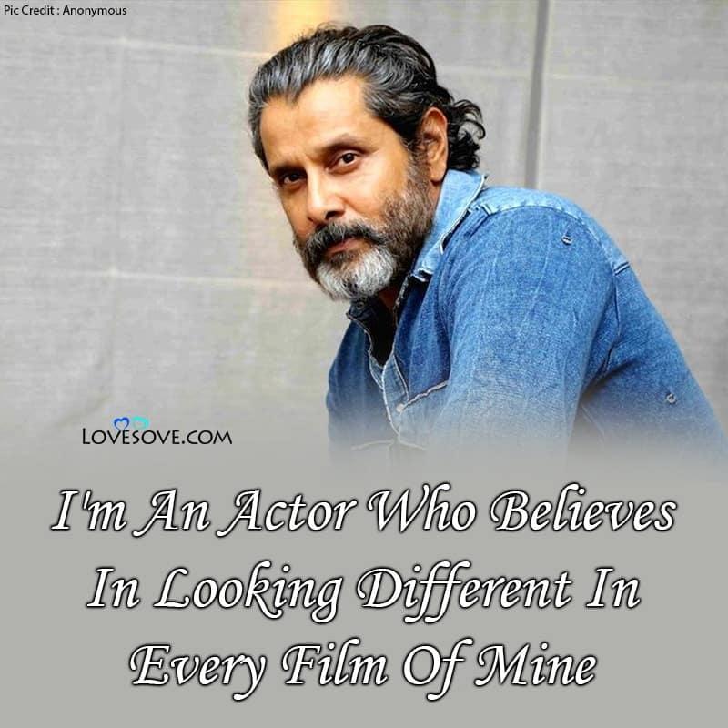 Vikram Quotes, Vikram Inspirational Quotes, Vikram Quotes On Love, Vikram Famous Quotes, Vikram Love Quotes,