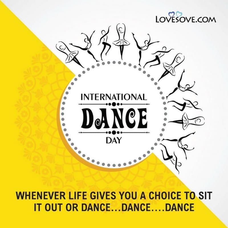 World International Dance Day, Happy International Dance Day Wishes, Images Of International Dance Day, Quotes On International Dance Day, Essay On International Dance Day,