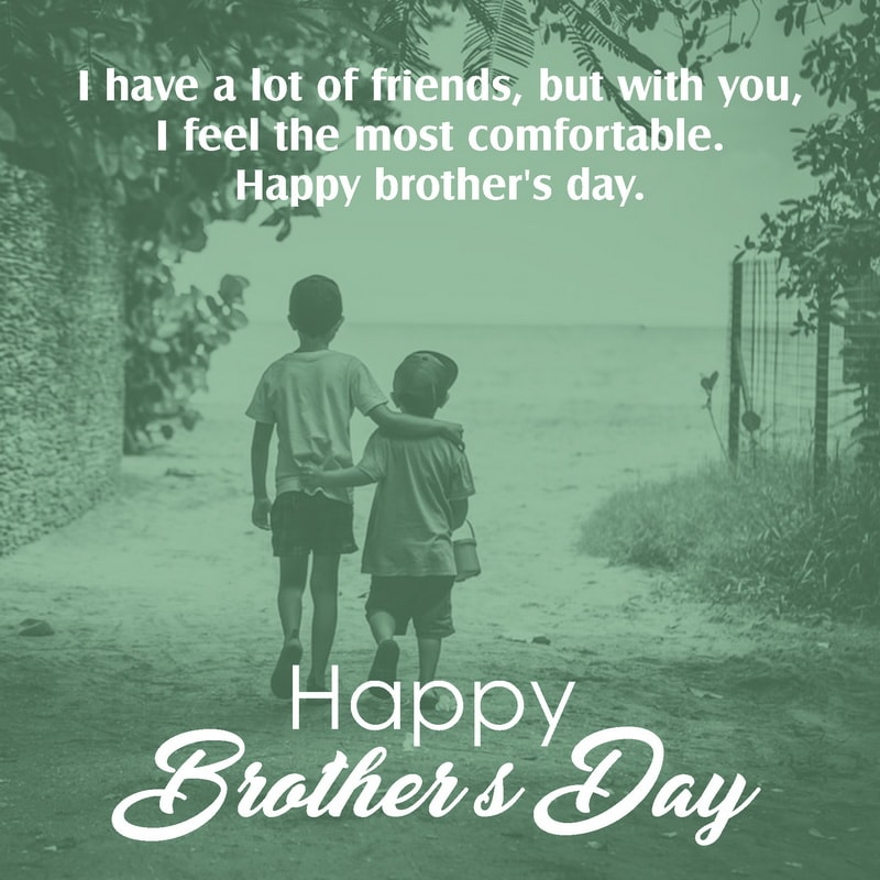 National Brothers Day Status, National Brothers Day 2021 In India, National Brothers Day In India 2021, National Brothers Day In India,