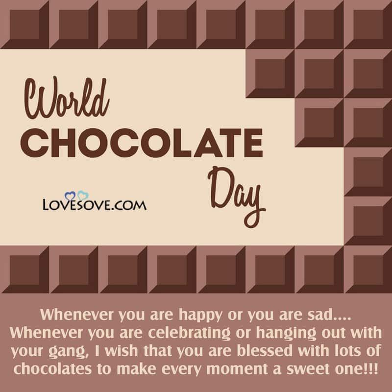 World Chocolate Day Australia, World Chocolate Day In India, World Chocolate Day Activities, National World Chocolate Day,