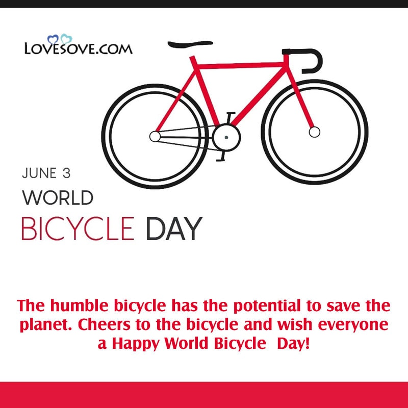 World Bicycle Day Images, World Bicycle Day Slogans, World Bicycle Day 2021 Theme, World Bicycle Day Message, World Bicycle Day Wishes,