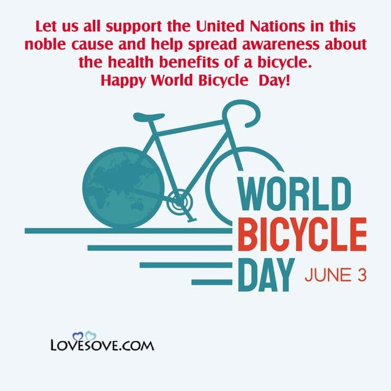 World Bicycle Day, World Bicycle Day 2021, World Bicycle Day Quotes, World Bicycle Day Poster, World Bicycle Day 2021 Theme, World Bicycle Day 2021 Quotes,
