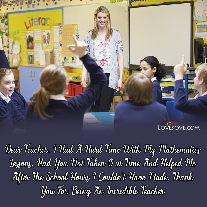 Thank My Teacher Quotes, Thank You Notes For Teacher Messages And Quotes, Thank You Quotes To Your Teacher, Thank You Teacher Aide Quotes,