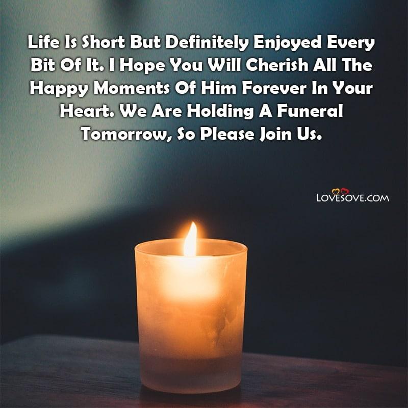 Funeral Invitation Wording Covid, Funeral Invitation Wording Samples, Sample Funeral Invitation Messages,